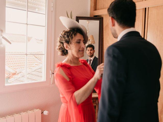 La boda de David y Amor en Belmonte, Cuenca 21