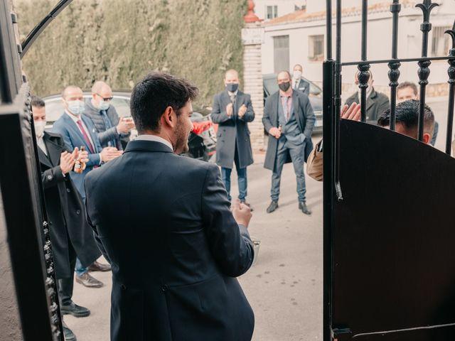 La boda de David y Amor en Belmonte, Cuenca 26