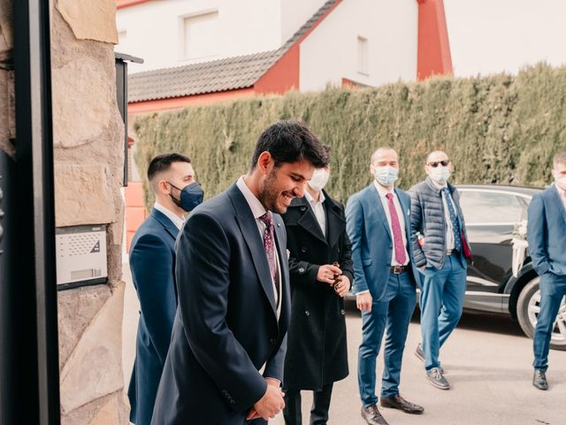 La boda de David y Amor en Belmonte, Cuenca 27