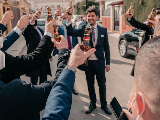 La boda de David y Amor en Belmonte, Cuenca 31