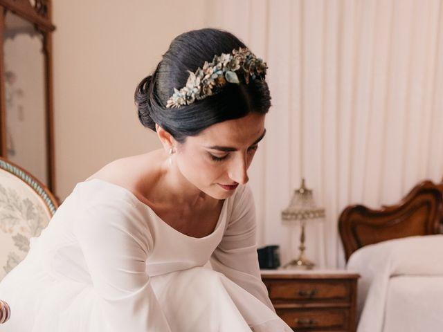 La boda de David y Amor en Belmonte, Cuenca 37
