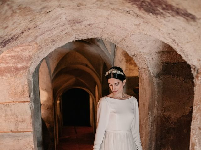 La boda de David y Amor en Belmonte, Cuenca 45