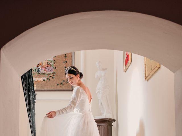 La boda de David y Amor en Belmonte, Cuenca 47