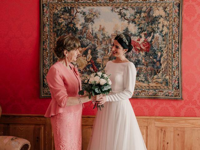 La boda de David y Amor en Belmonte, Cuenca 48
