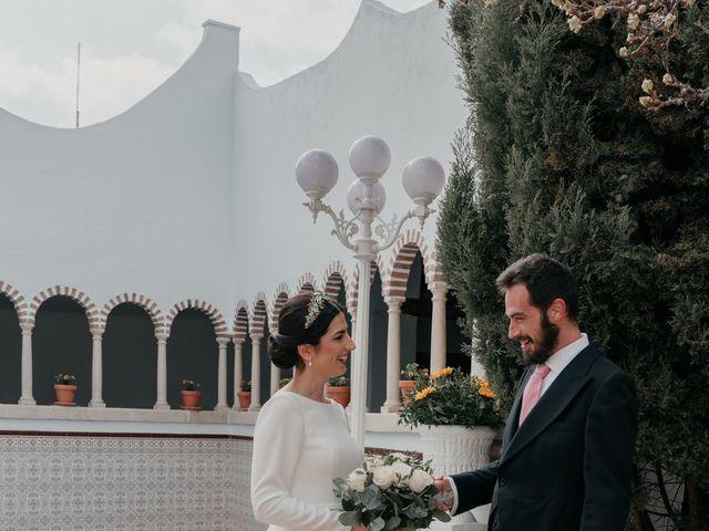 La boda de David y Amor en Belmonte, Cuenca 49