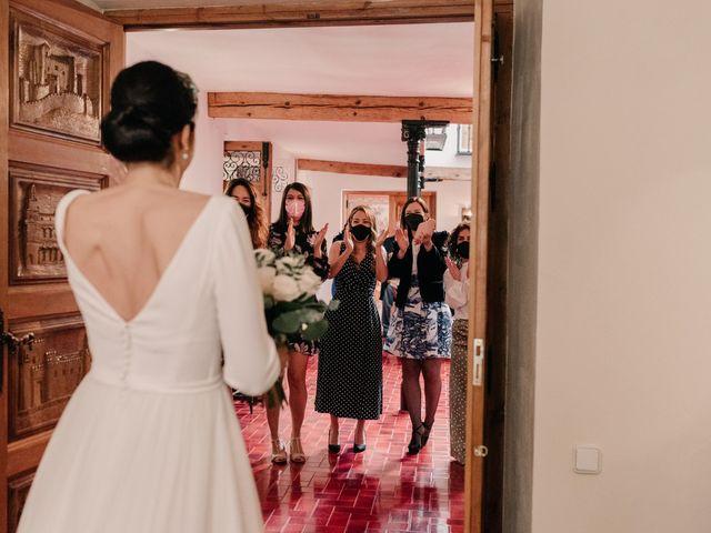 La boda de David y Amor en Belmonte, Cuenca 51