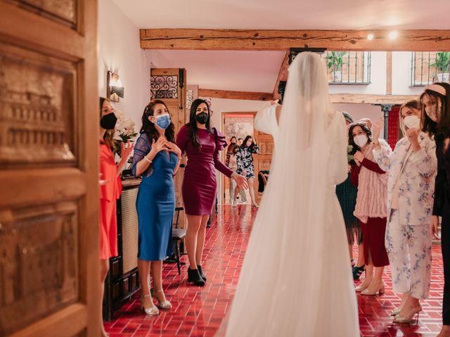 La boda de David y Amor en Belmonte, Cuenca 55