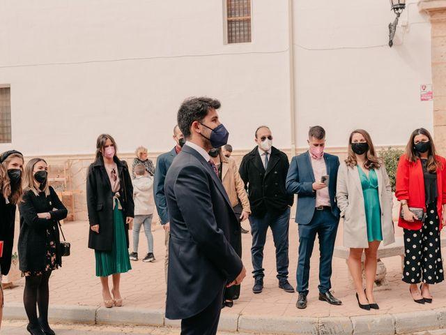 La boda de David y Amor en Belmonte, Cuenca 58