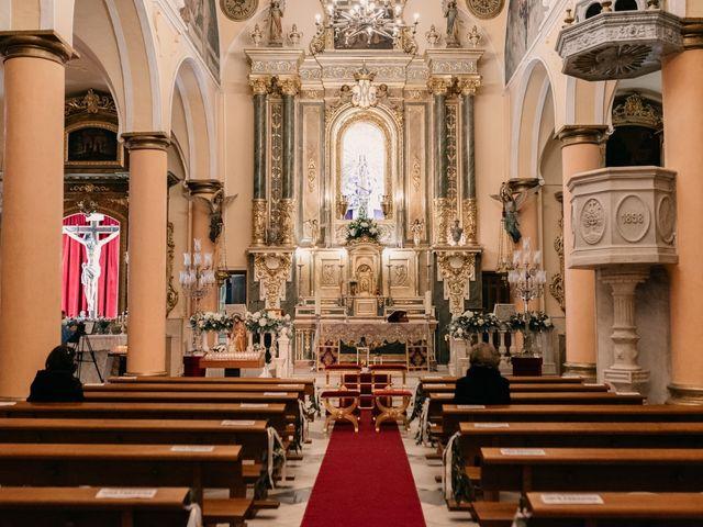La boda de David y Amor en Belmonte, Cuenca 59