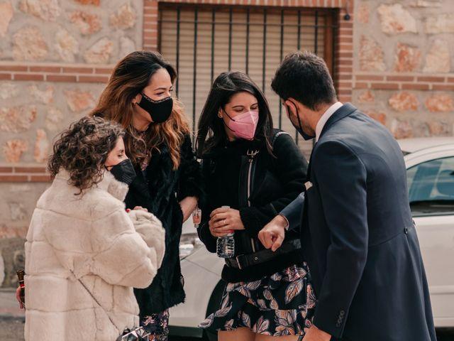 La boda de David y Amor en Belmonte, Cuenca 63