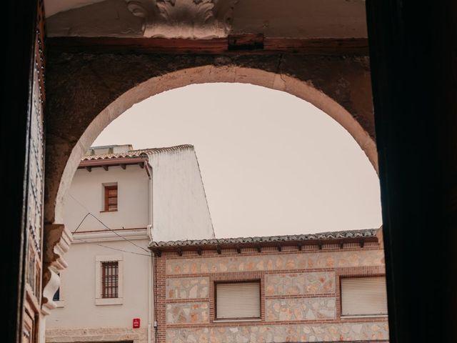 La boda de David y Amor en Belmonte, Cuenca 64