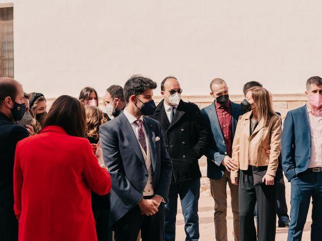 La boda de David y Amor en Belmonte, Cuenca 66