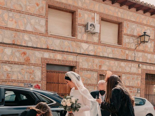 La boda de David y Amor en Belmonte, Cuenca 67