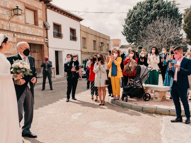 La boda de David y Amor en Belmonte, Cuenca 69