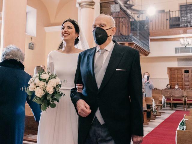 La boda de David y Amor en Belmonte, Cuenca 70