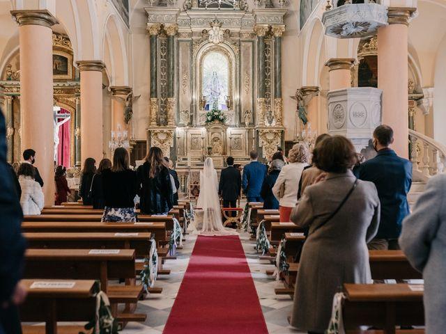 La boda de David y Amor en Belmonte, Cuenca 73