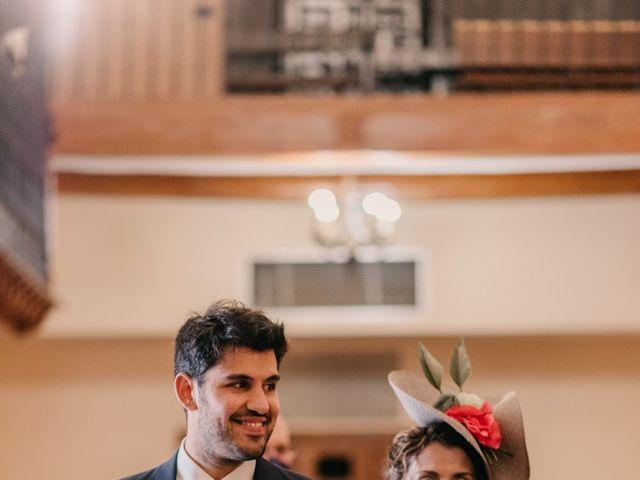 La boda de David y Amor en Belmonte, Cuenca 74