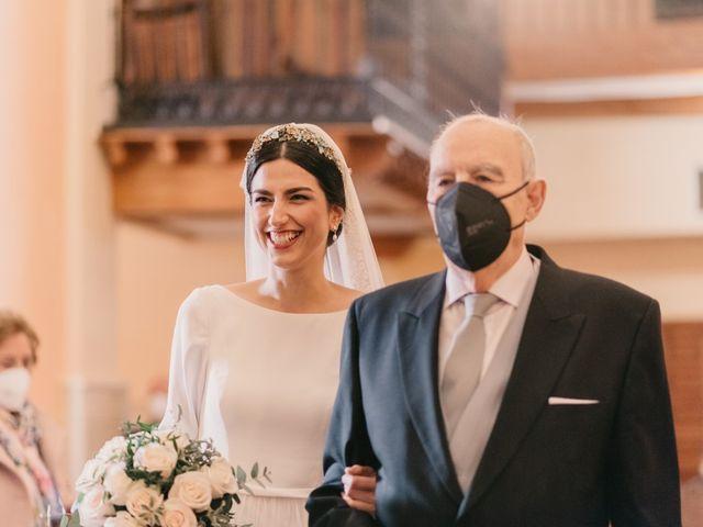 La boda de David y Amor en Belmonte, Cuenca 76