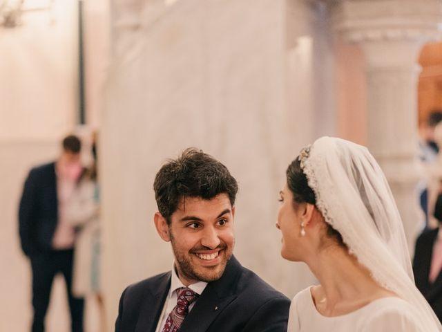 La boda de David y Amor en Belmonte, Cuenca 78