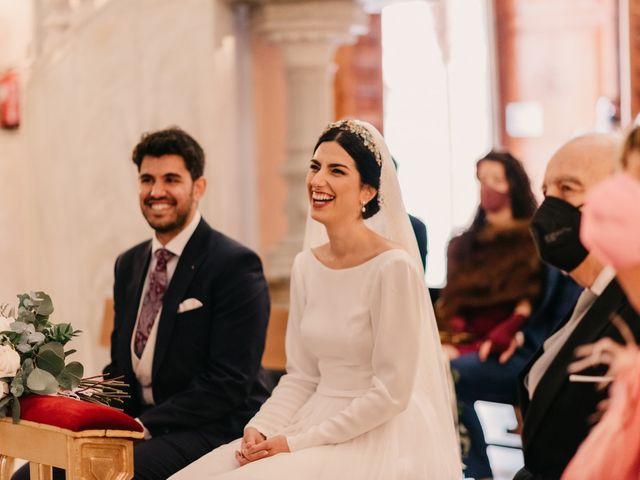 La boda de David y Amor en Belmonte, Cuenca 79