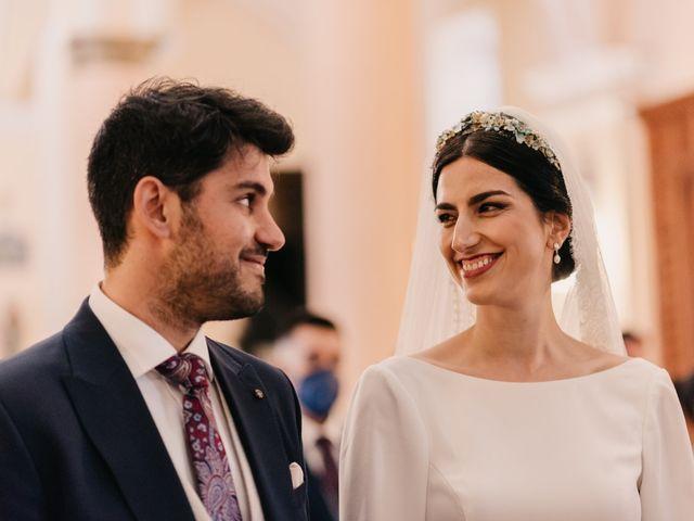 La boda de David y Amor en Belmonte, Cuenca 83