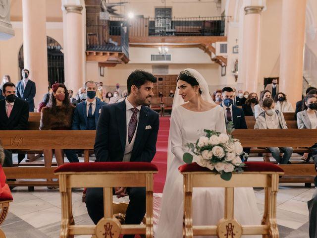 La boda de David y Amor en Belmonte, Cuenca 86