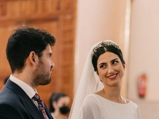 La boda de David y Amor en Belmonte, Cuenca 87