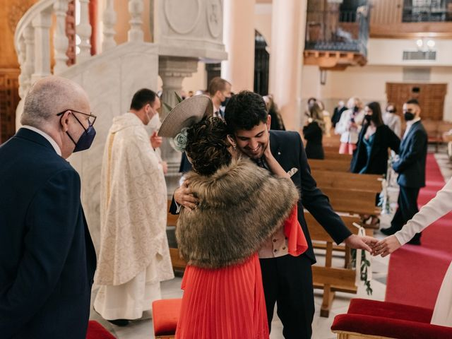 La boda de David y Amor en Belmonte, Cuenca 89