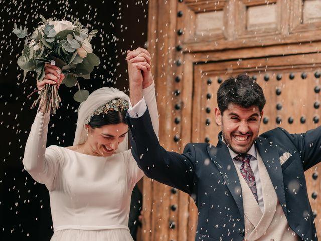 La boda de David y Amor en Belmonte, Cuenca 91