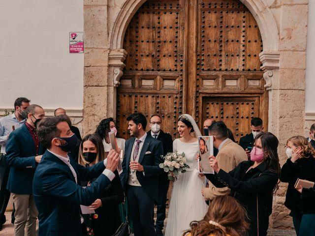 La boda de David y Amor en Belmonte, Cuenca 93