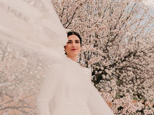 La boda de David y Amor en Belmonte, Cuenca 95