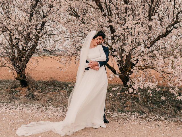 La boda de David y Amor en Belmonte, Cuenca 99