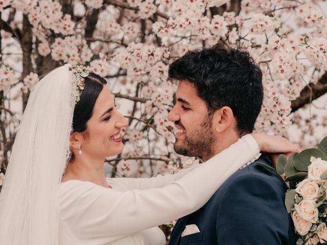 La boda de David y Amor en Belmonte, Cuenca 102