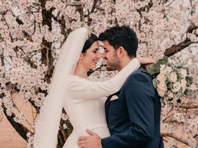 La boda de David y Amor en Belmonte, Cuenca 1