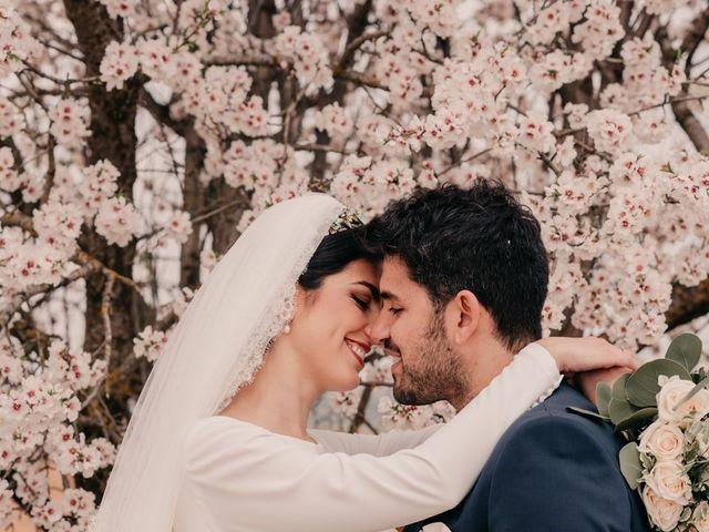 La boda de David y Amor en Belmonte, Cuenca 104