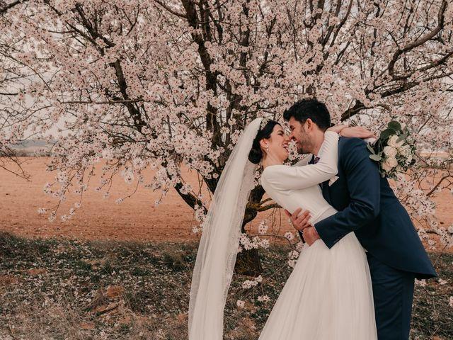 La boda de Amor y David