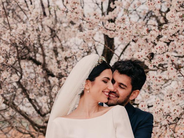 La boda de David y Amor en Belmonte, Cuenca 109