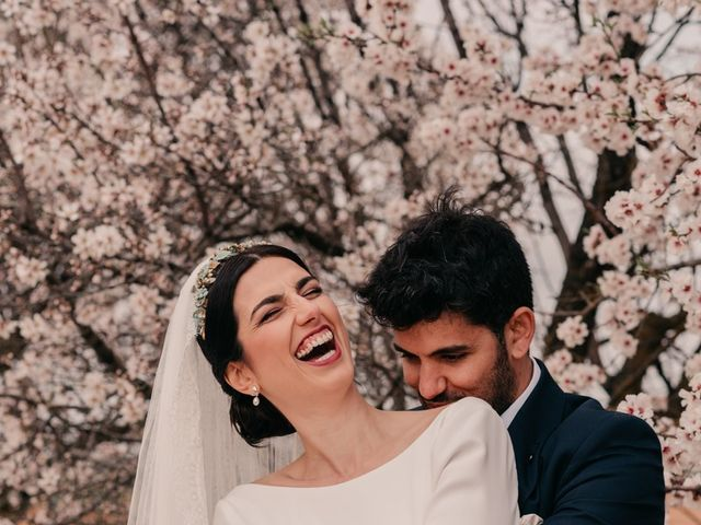 La boda de David y Amor en Belmonte, Cuenca 2