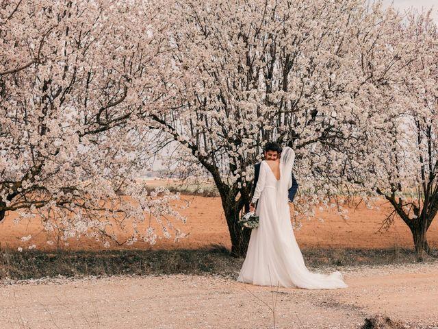 La boda de David y Amor en Belmonte, Cuenca 115