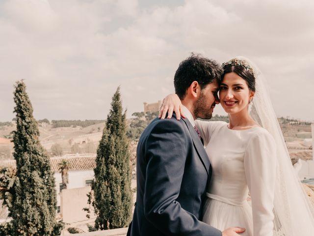 La boda de David y Amor en Belmonte, Cuenca 117