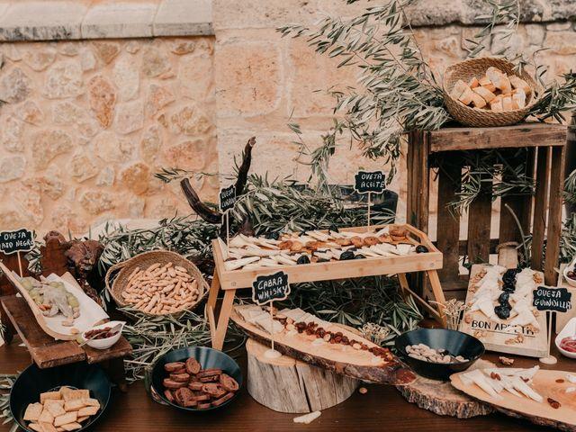 La boda de David y Amor en Belmonte, Cuenca 120