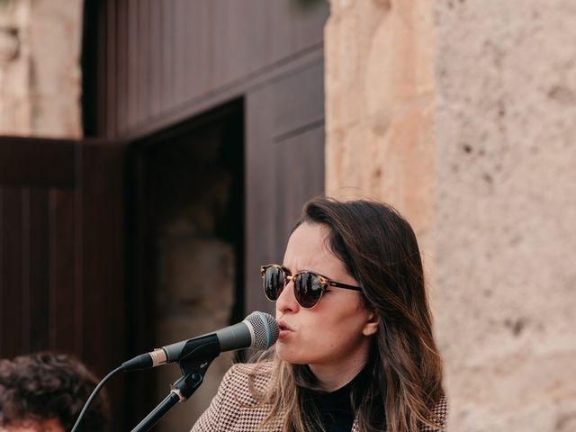 La boda de David y Amor en Belmonte, Cuenca 125