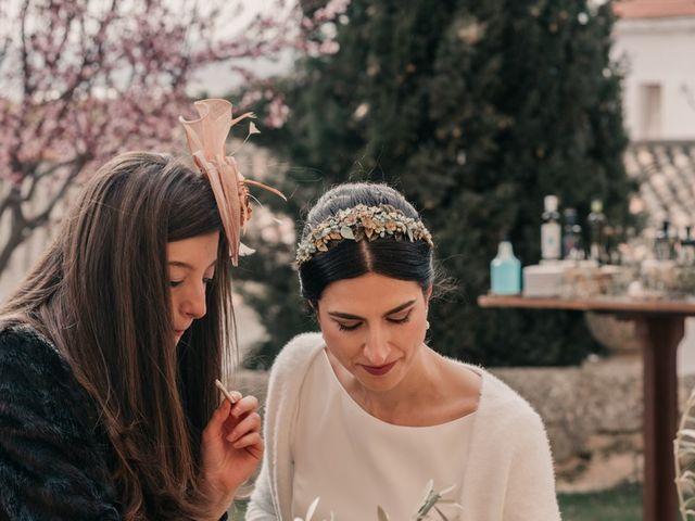 La boda de David y Amor en Belmonte, Cuenca 126