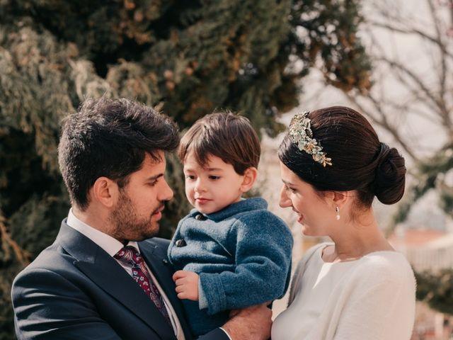 La boda de David y Amor en Belmonte, Cuenca 127