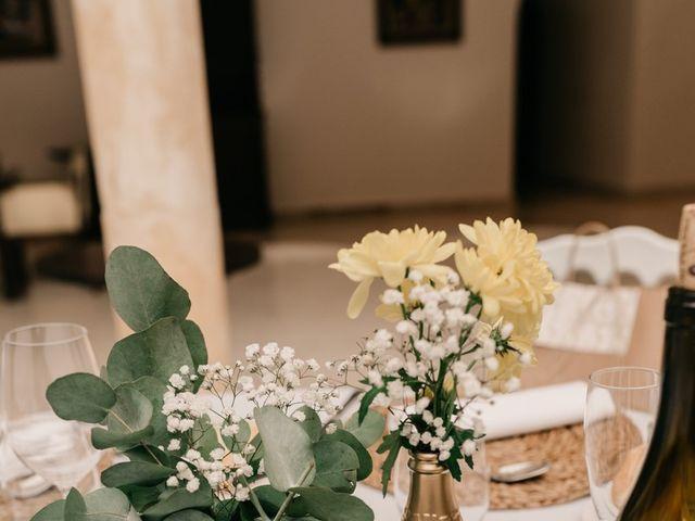La boda de David y Amor en Belmonte, Cuenca 130