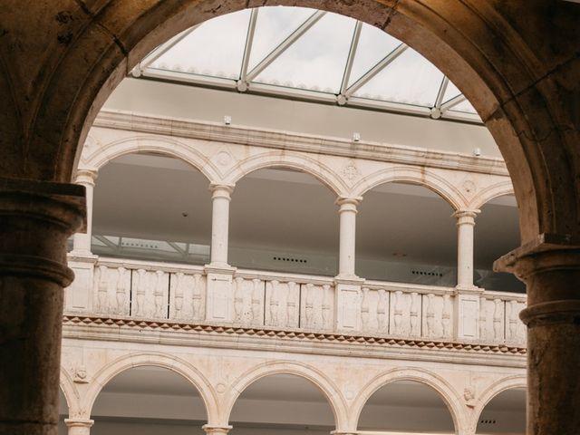 La boda de David y Amor en Belmonte, Cuenca 131
