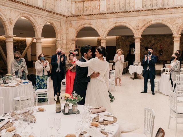 La boda de David y Amor en Belmonte, Cuenca 133