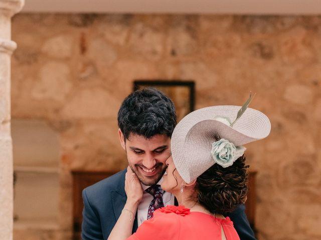 La boda de David y Amor en Belmonte, Cuenca 140