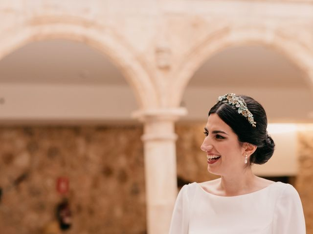 La boda de David y Amor en Belmonte, Cuenca 141