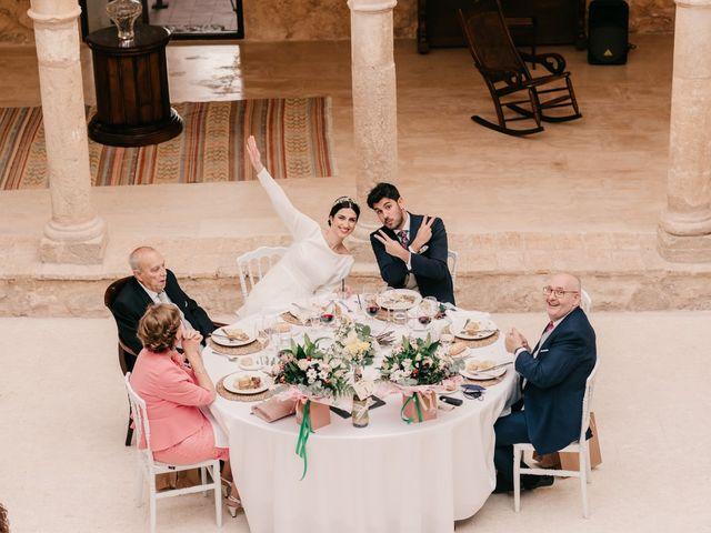 La boda de David y Amor en Belmonte, Cuenca 144
